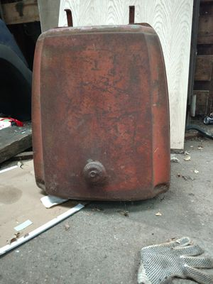 Massey Harris fuel tank for Sale in Motley, MN