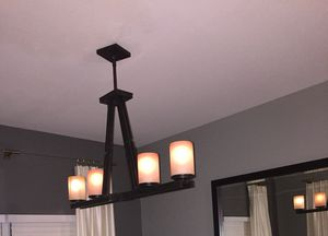 Light fixture for Sale in Raleigh, NC