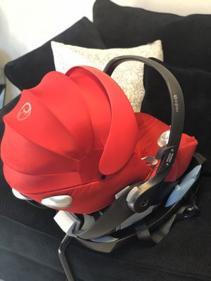 Cybex cloud q car seat for Sale in Fresno, CA