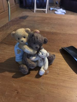 Set of 2 Cherished Teddies for Sale in Princeton, TX