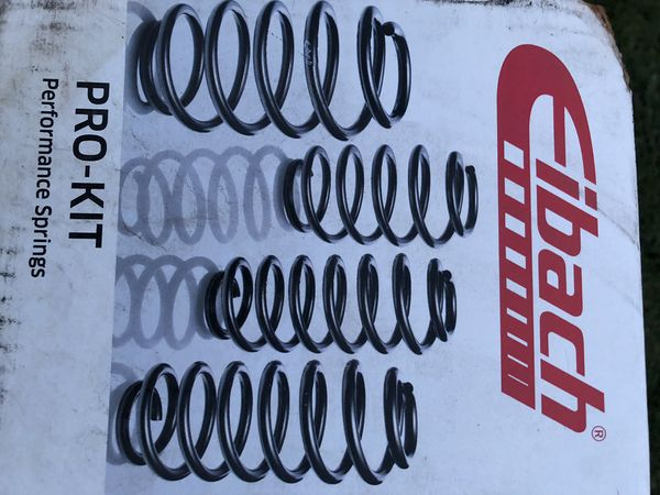 Eibach 4090.140 Pro-Kit Lowering Springs 2015-19 Acura TLX 2013-17 Honda ... Check if this part fits your vehicle ... Image is loading Coil- Spring-L