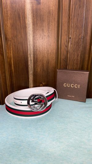 Gucci belt for Sale in Harrisburg, NC