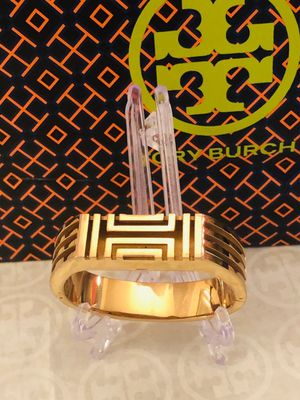 Tory Burch ~ For Use w/a Fitbit 2 or Worn As A Gorgeous Bangle. NOTE: Fitbit Not Included. for Sale in Manassas, VA