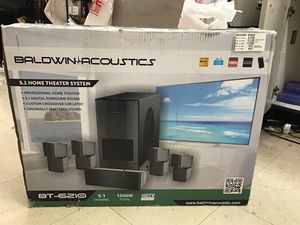 Home theater system for Sale in McAllen, TX