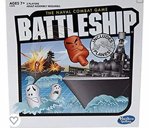 Battleship With Planes Strategy Board Game For Ages 7 and Up (Unopened) for Sale in Chevy Chase, MD