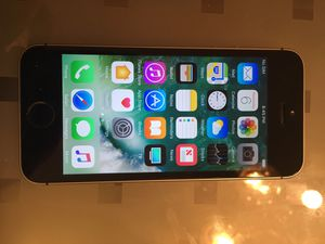 Carrier unlocked iPhone SE 16GB for Sale in McLean, VA