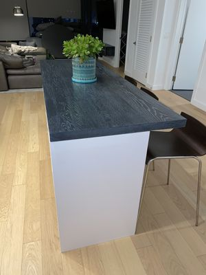 Brand new, handmade kitchen island. Safe built into one of the drawers for Sale in Los Angeles, CA