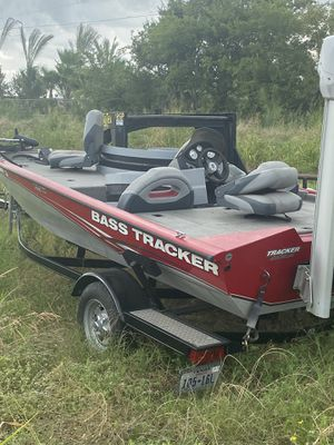 Bass Tracker Boat! for Sale in Austin, TX