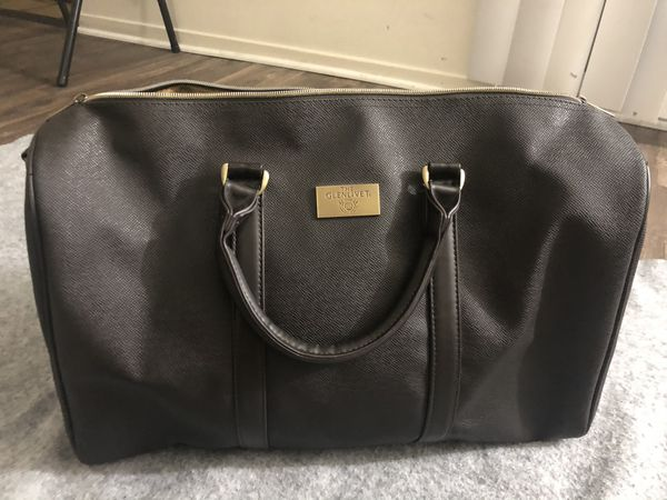 Leather Duffle 18 inch