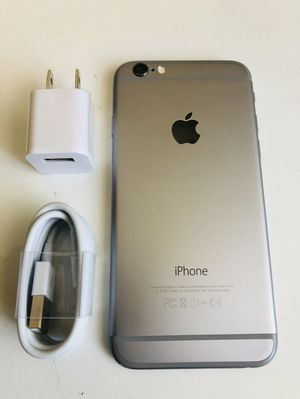 iPhone 6 64gb Factory Unlocked (Any Carrier) Works perfect for Sale in Hawthorne, CA