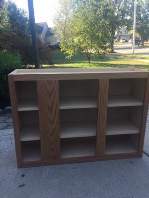Oak cabinet for Sale in Columbus, OH