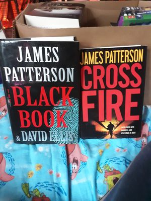 James Patterson Books for Sale in Lugoff, SC