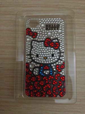 Hello Kitty IPhone 4s/4 case for Sale in Tracy, CA