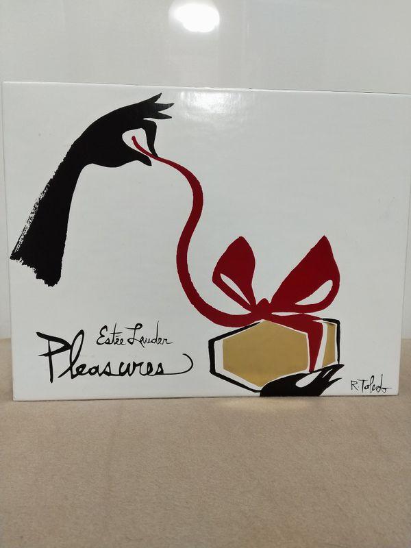Pleasure perfume set