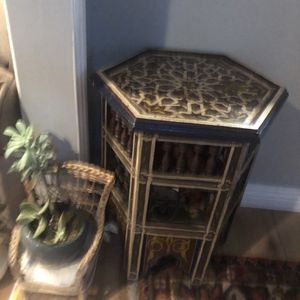Vintage Bohemian Table for Sale in Los Angeles, CA