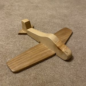‼️Wooden Toy Airplane‼️ for Sale in Edgar, WI