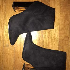 Gold Heeled Booties for Sale in Centre Hall, PA