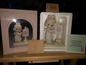 1980s Precious moments for Sale in Columbus, OH