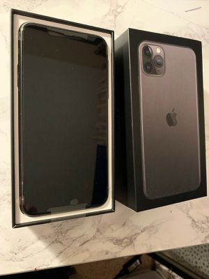 iPhone 11 Pro Max 256 gb obo for Sale in US