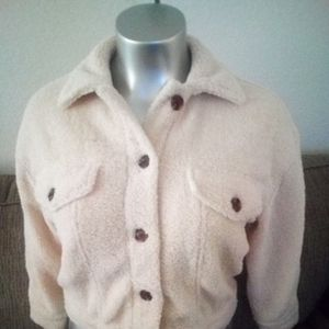 Forever 21 Sherpa Jacket for Sale in Lynwood, CA