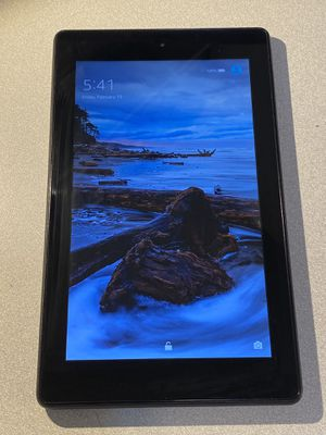Amazon fire 7 tablet , great for games , perfect for children!! for Sale in Los Angeles, CA