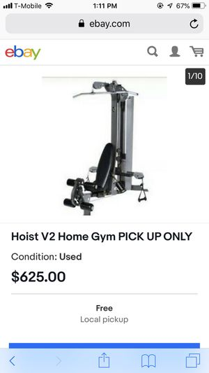 Hoist V2 Home Gym for Sale in Portland, OR