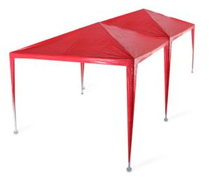 10'x20' outdoor Wedding Party Tent patio Canopy Red for Sale in City of Industry, CA