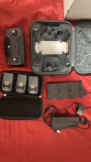 DJI SPARK COMBO WITH EXTRA for Sale in South Hempstead, NY