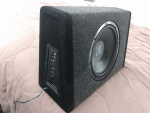 Kicker Bass station for Sale in Kansas City, MO