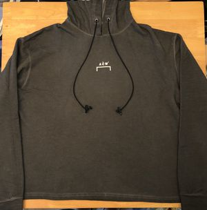 A Cold Wall ACW Stone Grey Hoodie - M for Sale in Parkersburg, WV