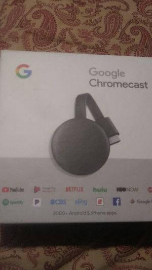 Google chromecast for Sale in West Covina, CA