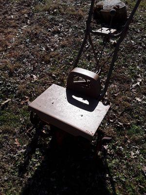 Front tine tiller (needs motor) for Sale in Paducah, KY