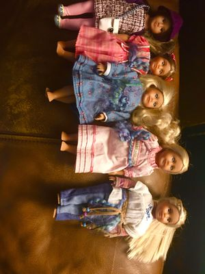 American girl doll Mini's for Sale in Fort Washington, MD
