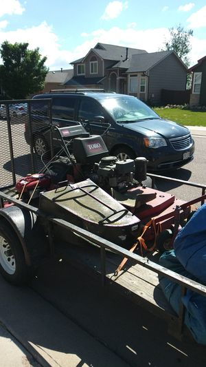 Lawn mowing business obo for Sale in Colorado Springs, CO
