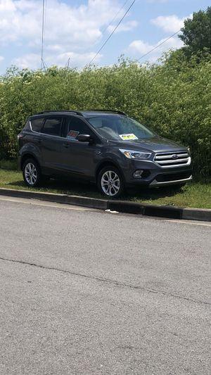 2017 Ford Escape for Sale in Murfreesboro, TN