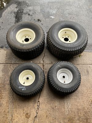 Cub cadet tires for Sale in North Haven, CT