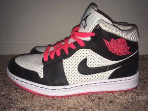 Air Jordan Retro 1, Hot Pink, Black & White Color Combo, Size Women's 9, Men's 8 for Sale in Dunedin, FL