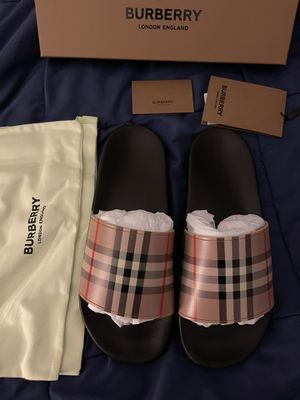 Burberry Slides for Sale in Sunny Isles Beach, FL