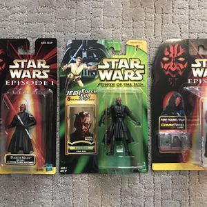 Darth Maul Action Figures for Sale in Chandler, AZ