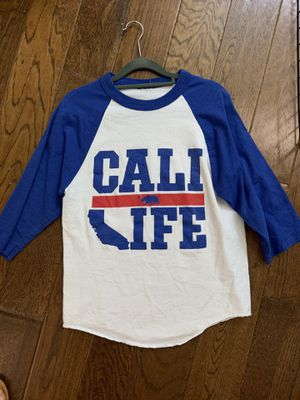 Cali Life 3/4 Sleeve Baseball Tee for Sale in Flower Mound, TX