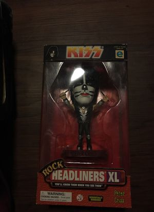 Peter Criss Action Figure for Sale in Chicago, IL