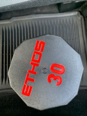 Ethos 30lb dumbbell for Sale in Charlotte, NC