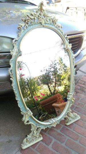 1900 French Victorian Original Mirror wood for Sale in Orange, CA