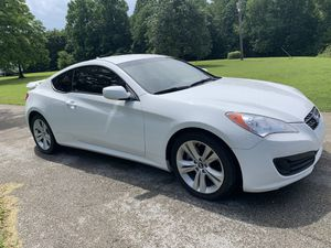2010 Hyundai Genesis coupe for Sale in Greenbrier, TN