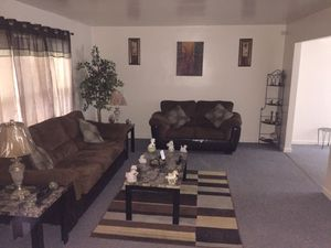 Living room set and tables for Sale in Chesterfield, VA