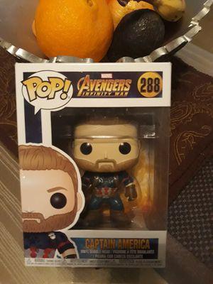 Captain America funkopop 💖NEW IN BOX💖 for Sale in Sacramento, CA