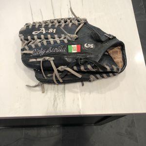 Black Nokona Classic Custom Baseball Glove for Sale in San Bruno, CA