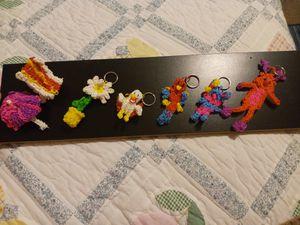 llaveros de liguitas mi niña los hace $10 cada uno for Sale in Moreno Valley, CA