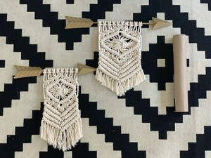 Macrame arrows for Sale in Rancho Cucamonga, CA