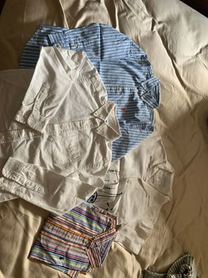Dress shirt for boy size 5-6. $ 7 each for Sale in Fort Lauderdale, FL